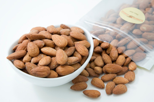 Unsalted Dry Roasted Almonds