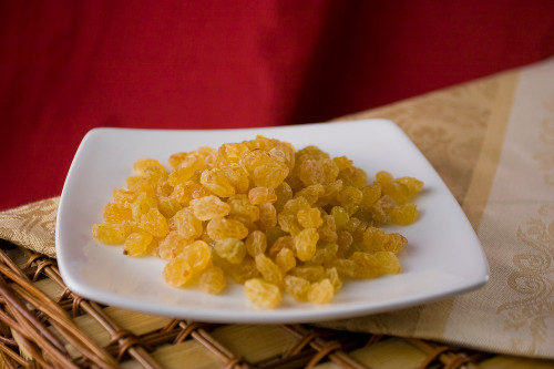 Golden Raisins (No Sugar added)