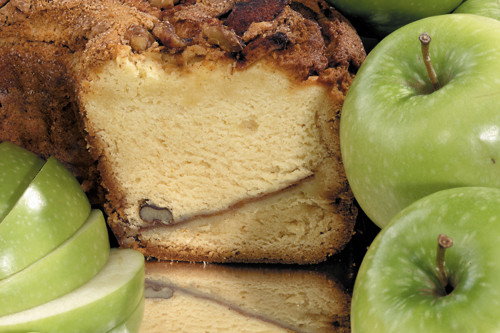 My Grandma Granny Smith Apple Coffee Cake