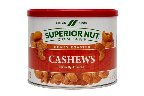 Superior Nut Company Honey Roasted Cashews