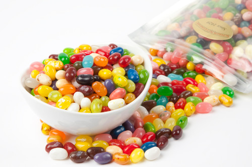 Assorted Flavors Jelly Beans