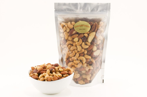 Roasted Deluxe Special Mixed Nuts (Unsalted)