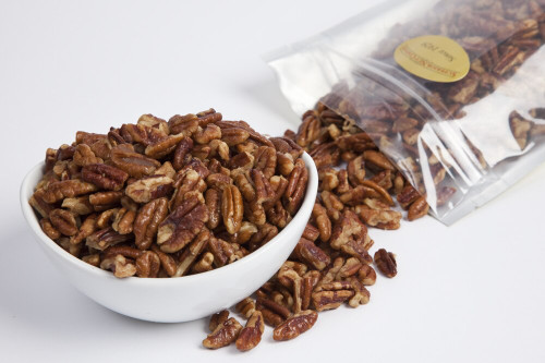 Roasted Pecan Pieces (Unsalted)
