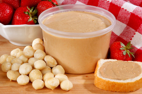 Fresh Macadamia Butter (Unsalted)