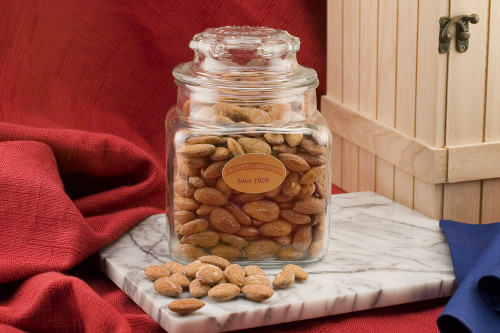 California Almonds - 24oz Decanter (Unsalted)