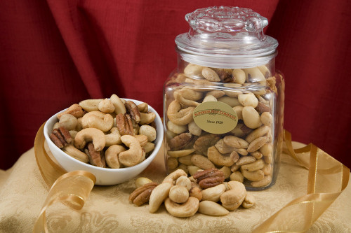 Superior Mix Nuts - 24oz Decanter (Unsalted)