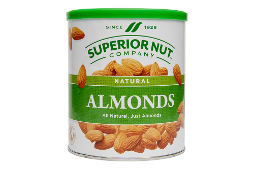 Superior Nut Company All Natural Almonds