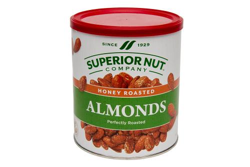 Superior Nut Honey Roasted Almonds