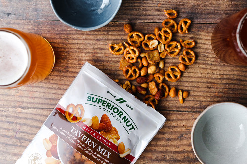 Superior Nut Company Sweet & Savory Tavern Mix