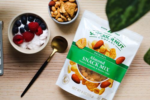 Original Salted Almond Snack Mix