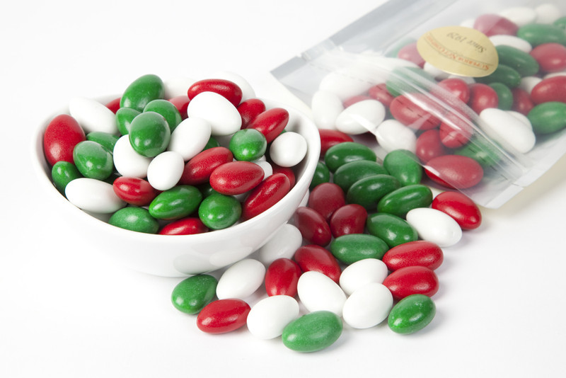 Christmas Colors Candy