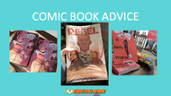 Advice from Comic Book Writers and Artists