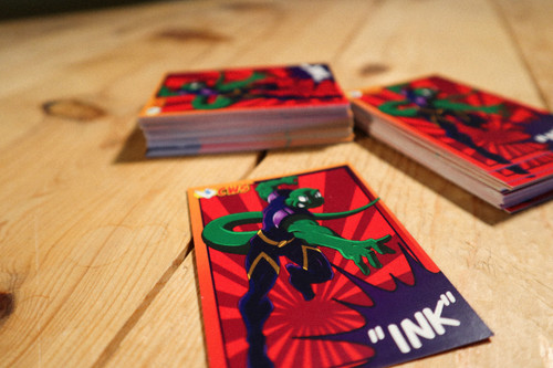 Trading Cards/Sketch Cards