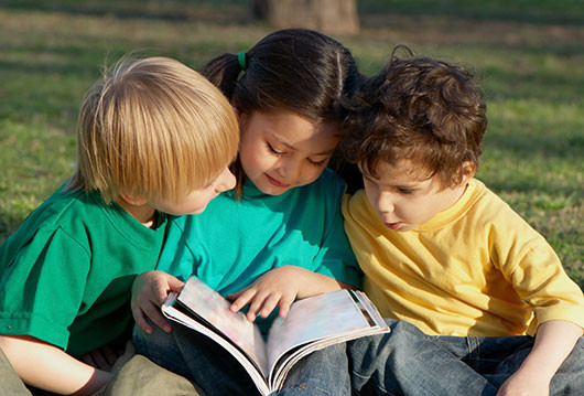 The Awesome Benefits of Comic Books for Kids