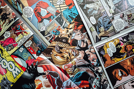 Tips for Formatting a Comic Book Script