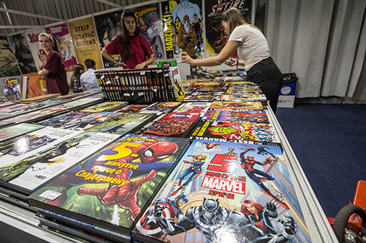 Benefits of Print-On-Demand for Your Comic Book