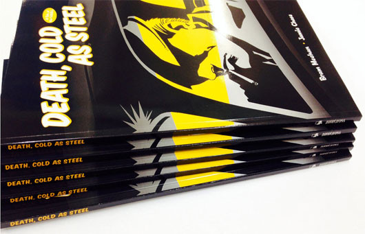 Thinking of Self Publish Comic Book or Graphic Novels?