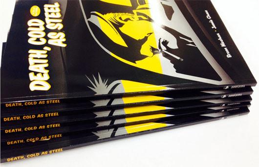 Thinking of Self-Publishing Comics or Graphic Novels?
