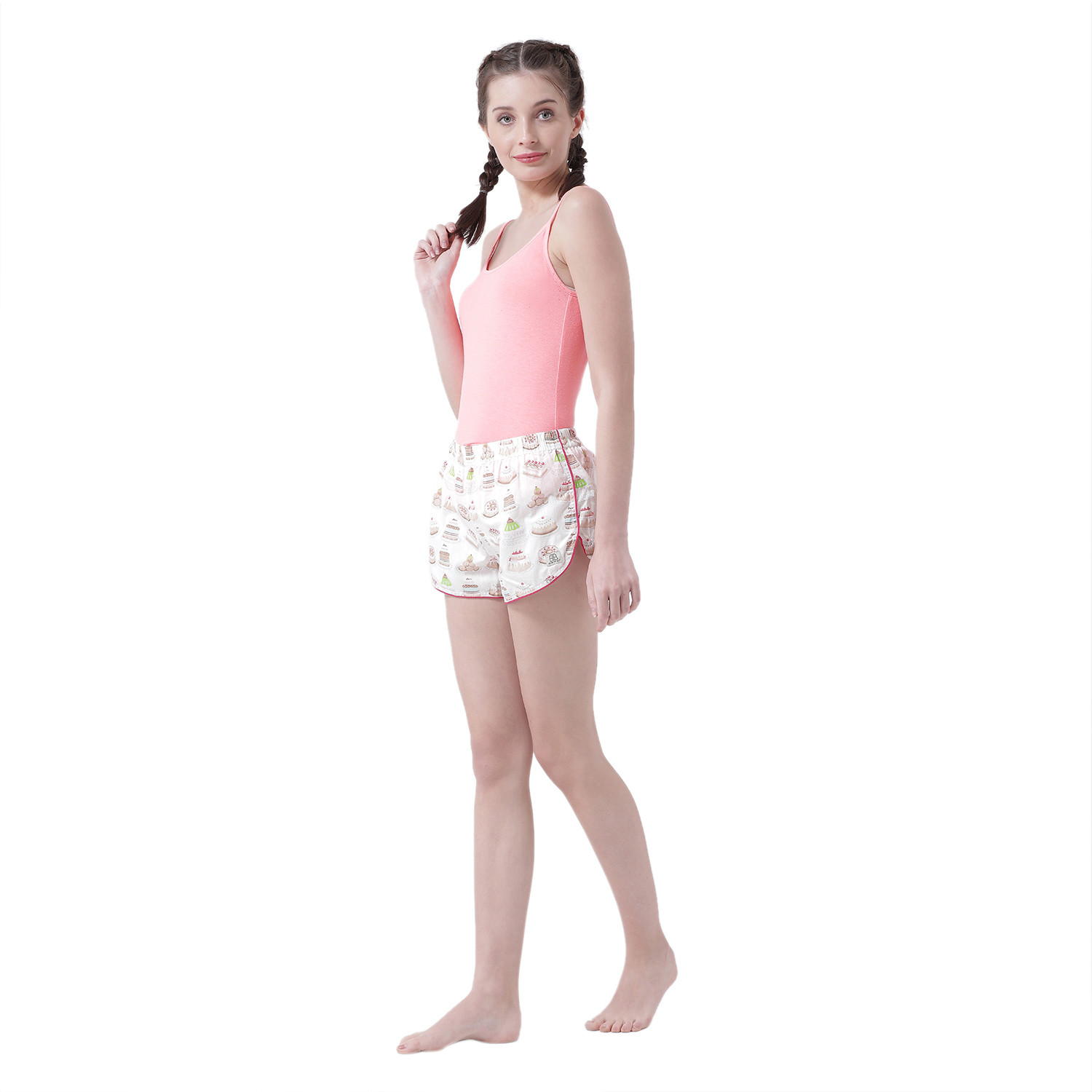 Sweet Treat Women's Cotton Shorts