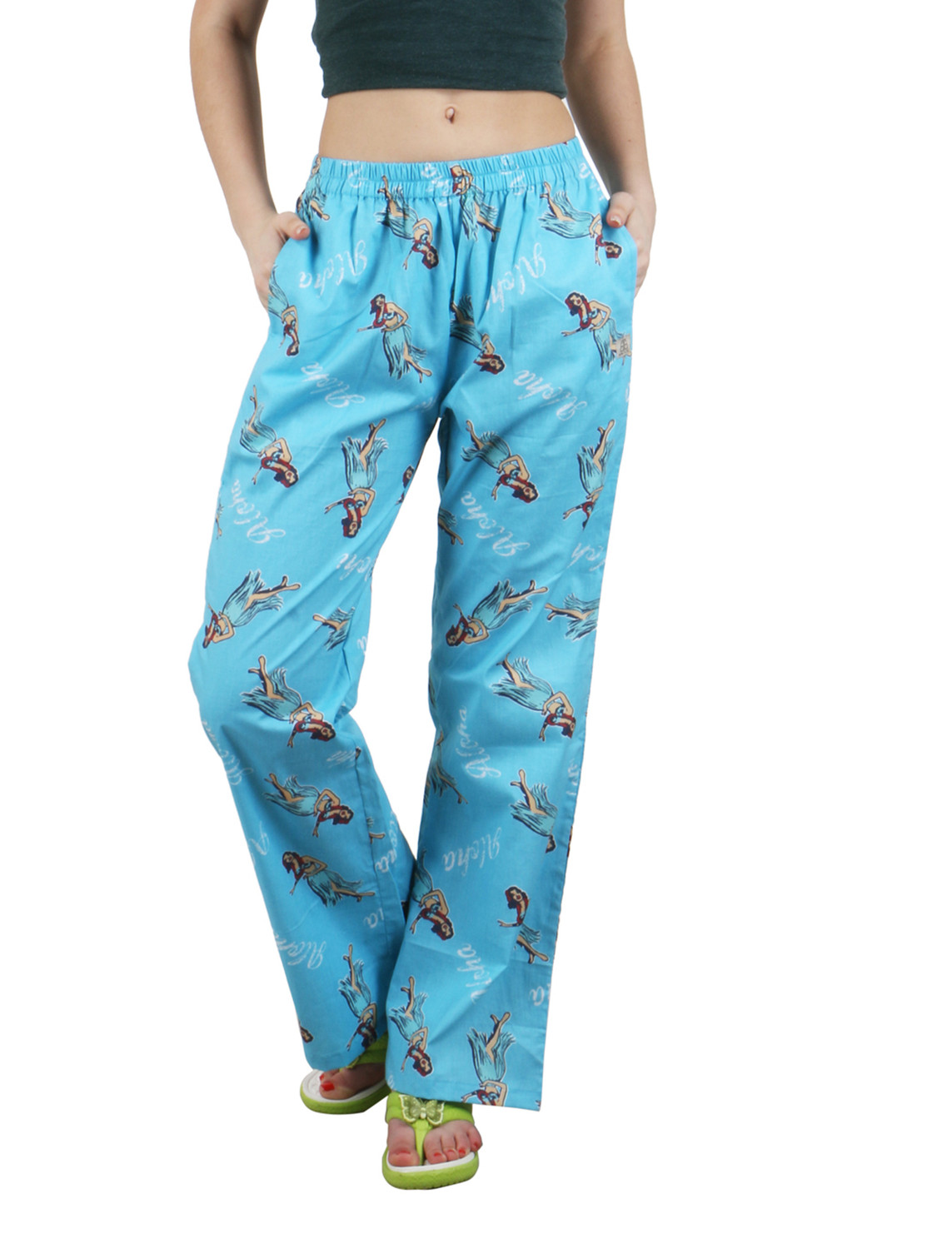 Aloha Women's Cotton Pajamas