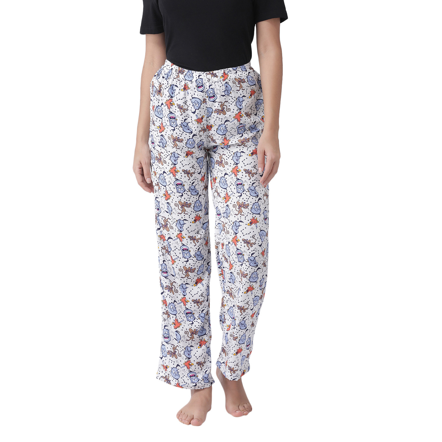 You're a GENIE-us! Women's Rayon-Cotton Pajamas