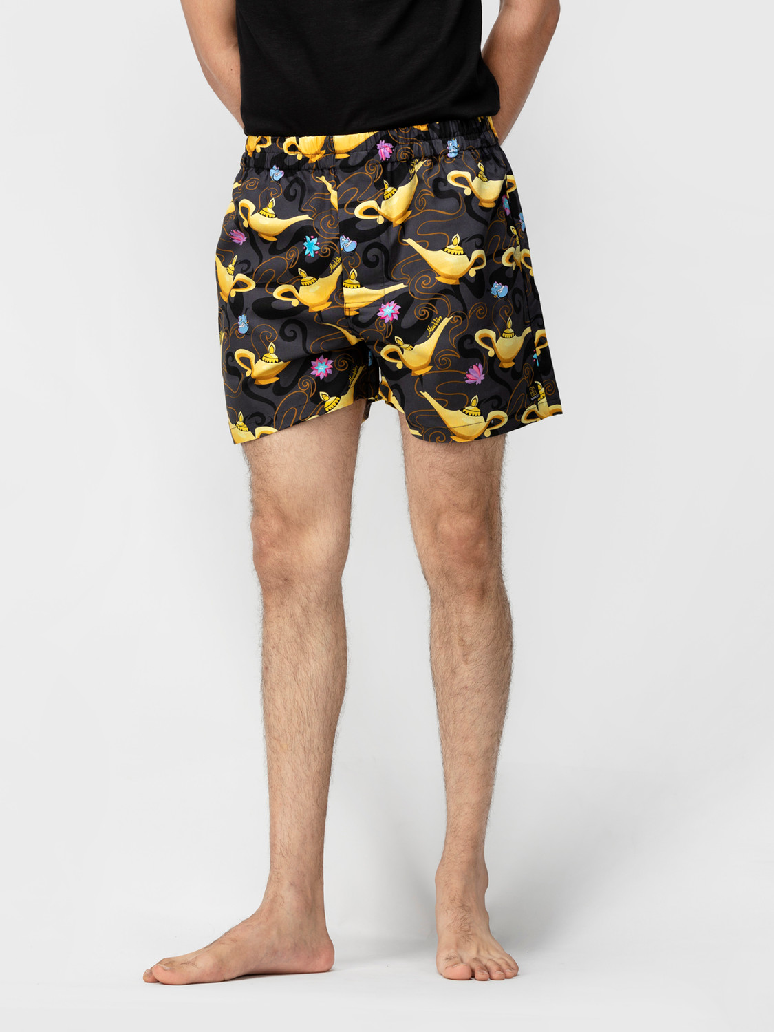 Your Wish is My Command Men's Cotton Boxers