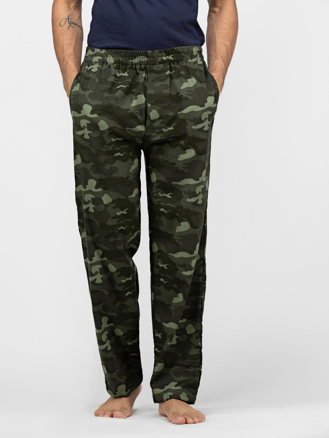 Camo Ammo Men's Flannel Pajamas