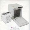 Mini Hot Towel Warmer Cabinet UV Sterilizer 12 Free Towels Facial Nail Spa Beauty Salon  Equipment TLC-3001