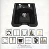 Square ABS Plastic Shampoo Bowl TLC-B11