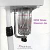 """GLASS"" Jar Steamer"