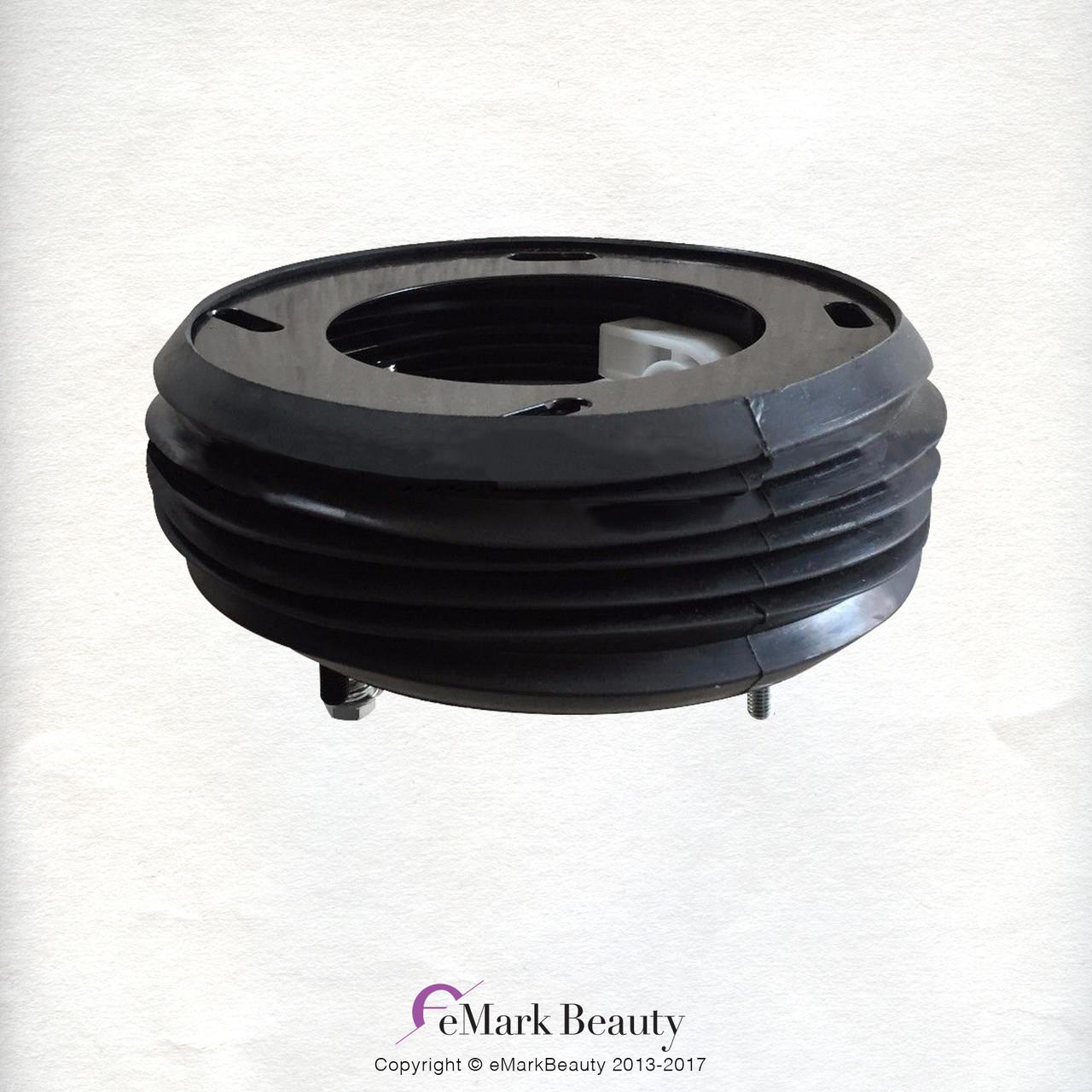 Salon Shampoo Bowl Replacement Tilt Mechanism with Rubber Wrap - TLC-1164TM