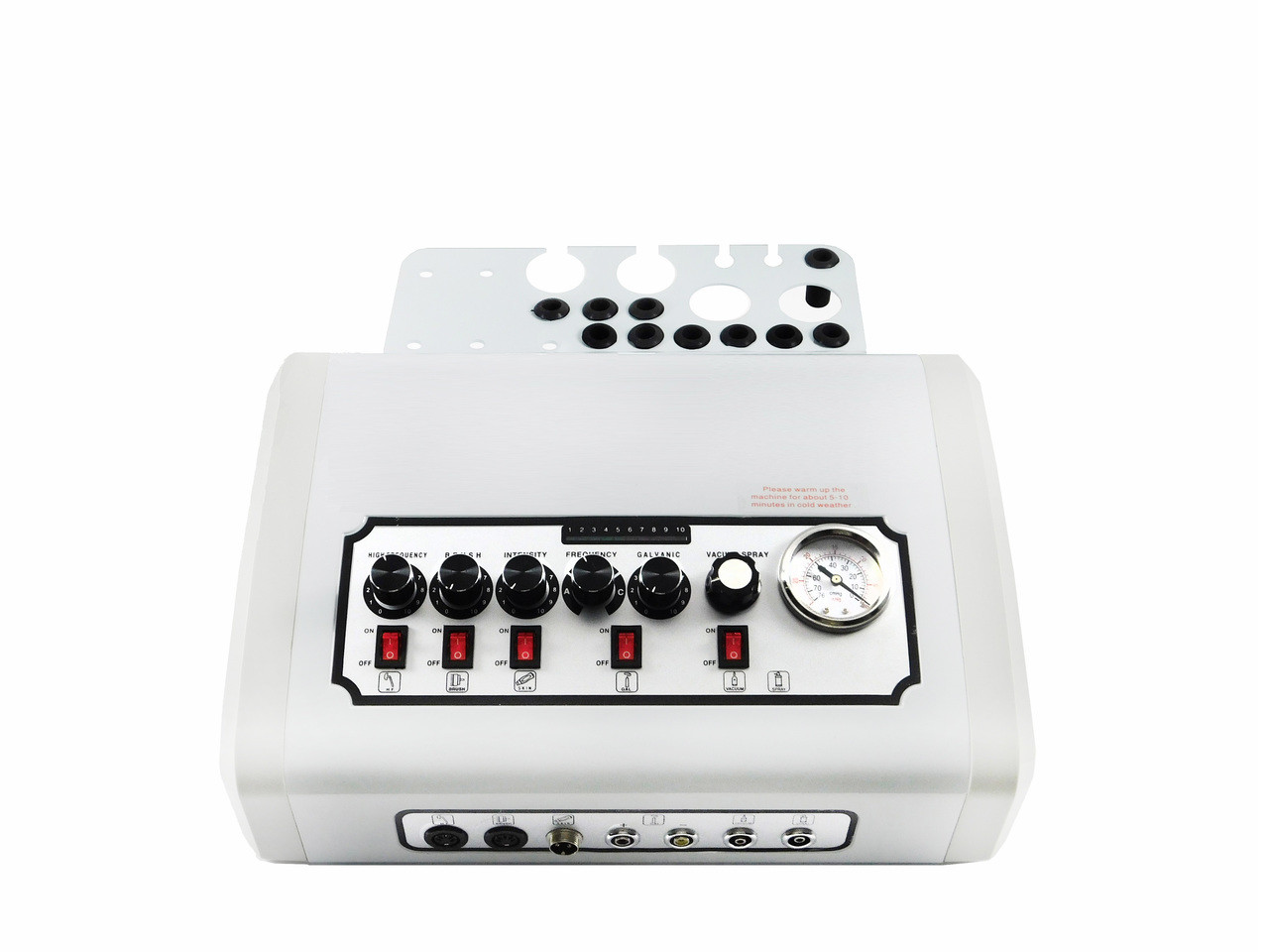 9 in 1 All in 1 Microdermabrasion Multifunction Facial Machine TLC- 3027M