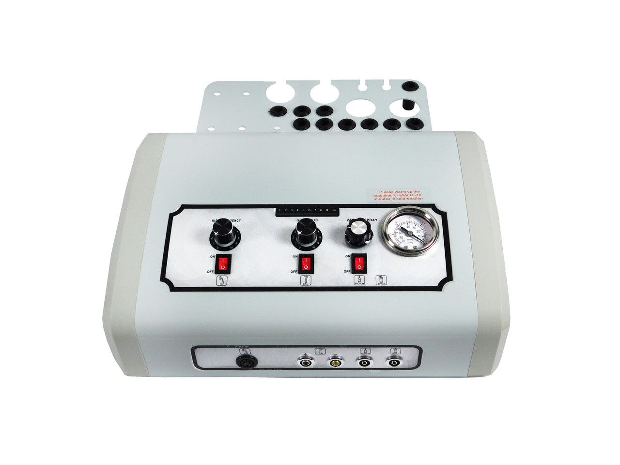 Aromatherapy Steamer 8 in 1 Skincare All in 1 Facial Machine TLC-3025CB