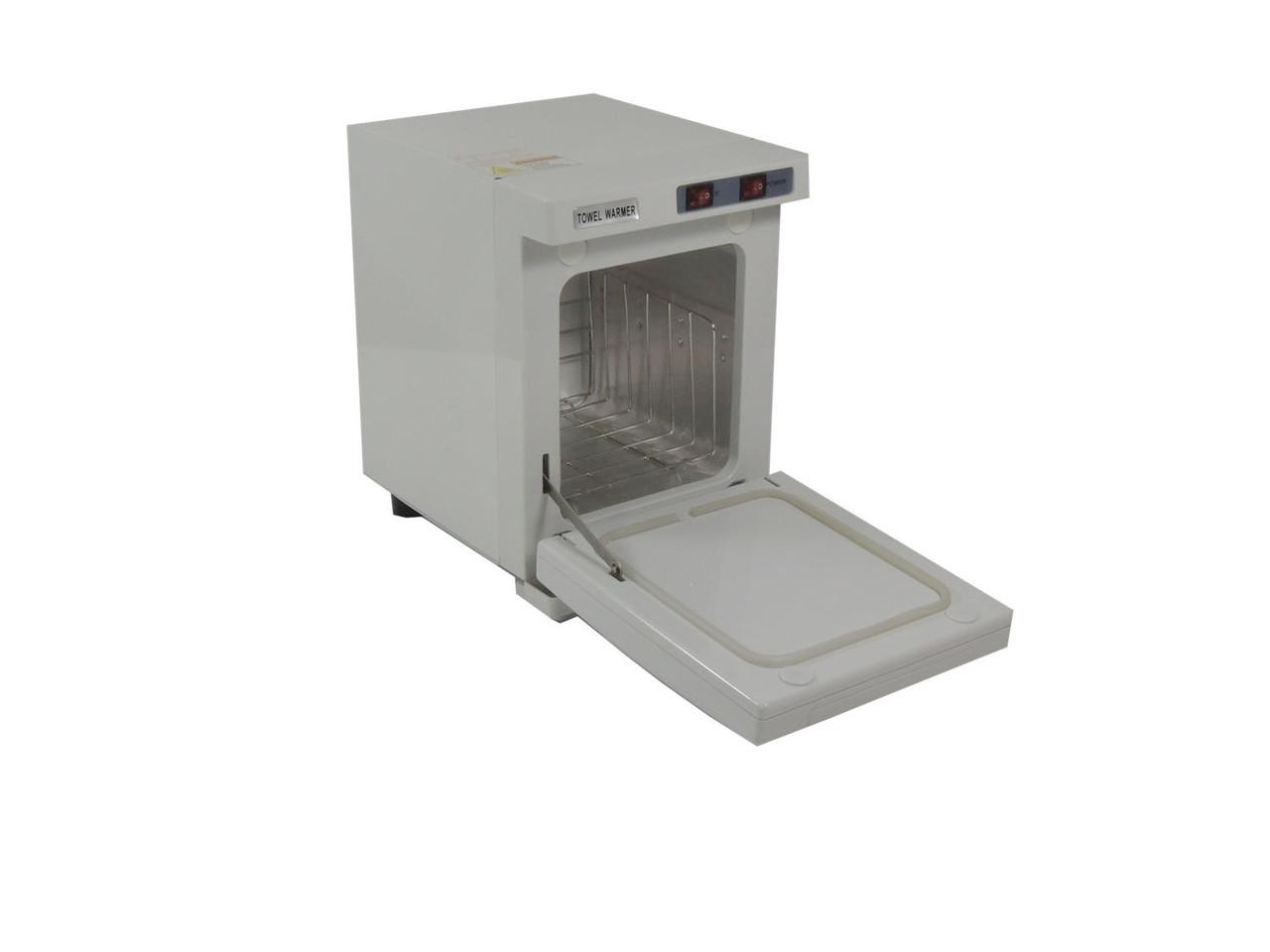 TLC-3001 Mini Hot Towel Warmer Cabinet UV Sterilizer 12