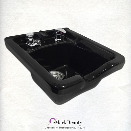 Square ABS Plastic Shampoo Bowl TLC-B11