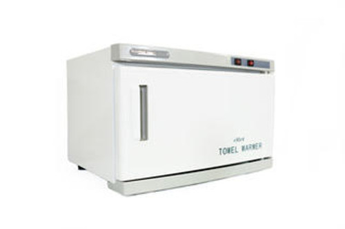 Single Hot Towel Warmer Cabinet UV Sterilize Facial Nail Spa Beauty Salon Equipment TLC-3000