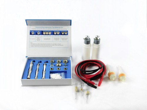 7 in 1 All in 1 Microdermabrasion Multifunction Facial Machine TLC- 3026M