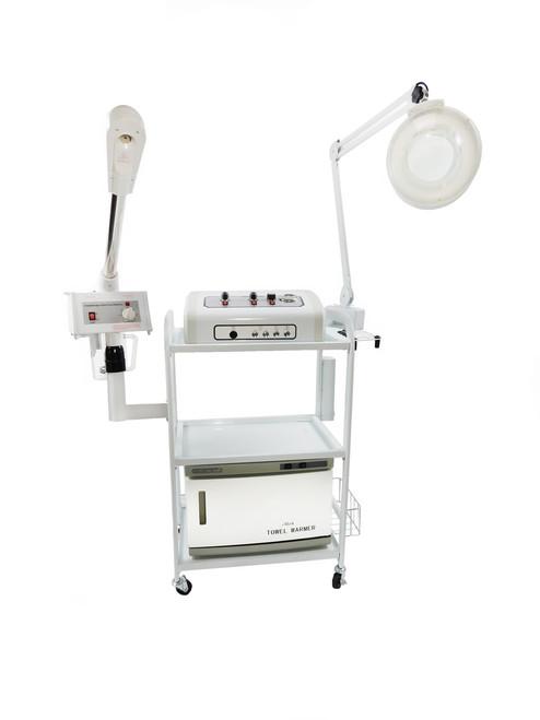 PRE-ORDER: Aromatherapy Steamer 8 in 1 Skincare All in 1 Facial Machine TLC-3025CB