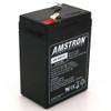 Amstron AP-660F1 6V 6Ah Sealed Lead Acid Battery (F1 Terminal)