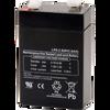 Leoch LP6-2.8 Sealed Lead Acid Battery w/ F1 Terminal