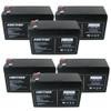 six AP-1270F1 Batteries