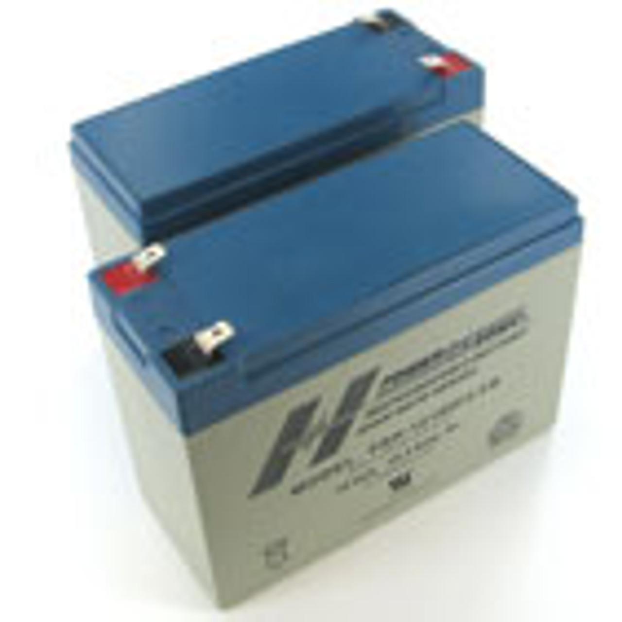 Power-Sonic PSH-12100FR Batteries (2 PK)