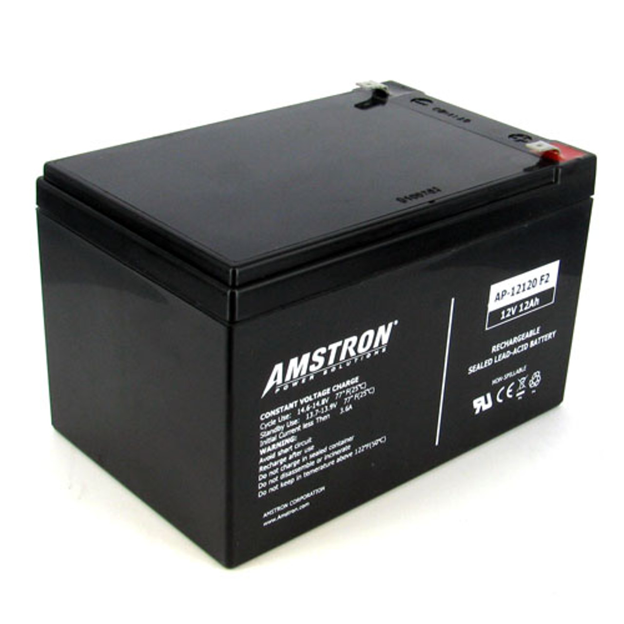 HR1251W 12V 14Ah Rechargeable Deep Cycle AGM  Battery for Razor Dirt Quad