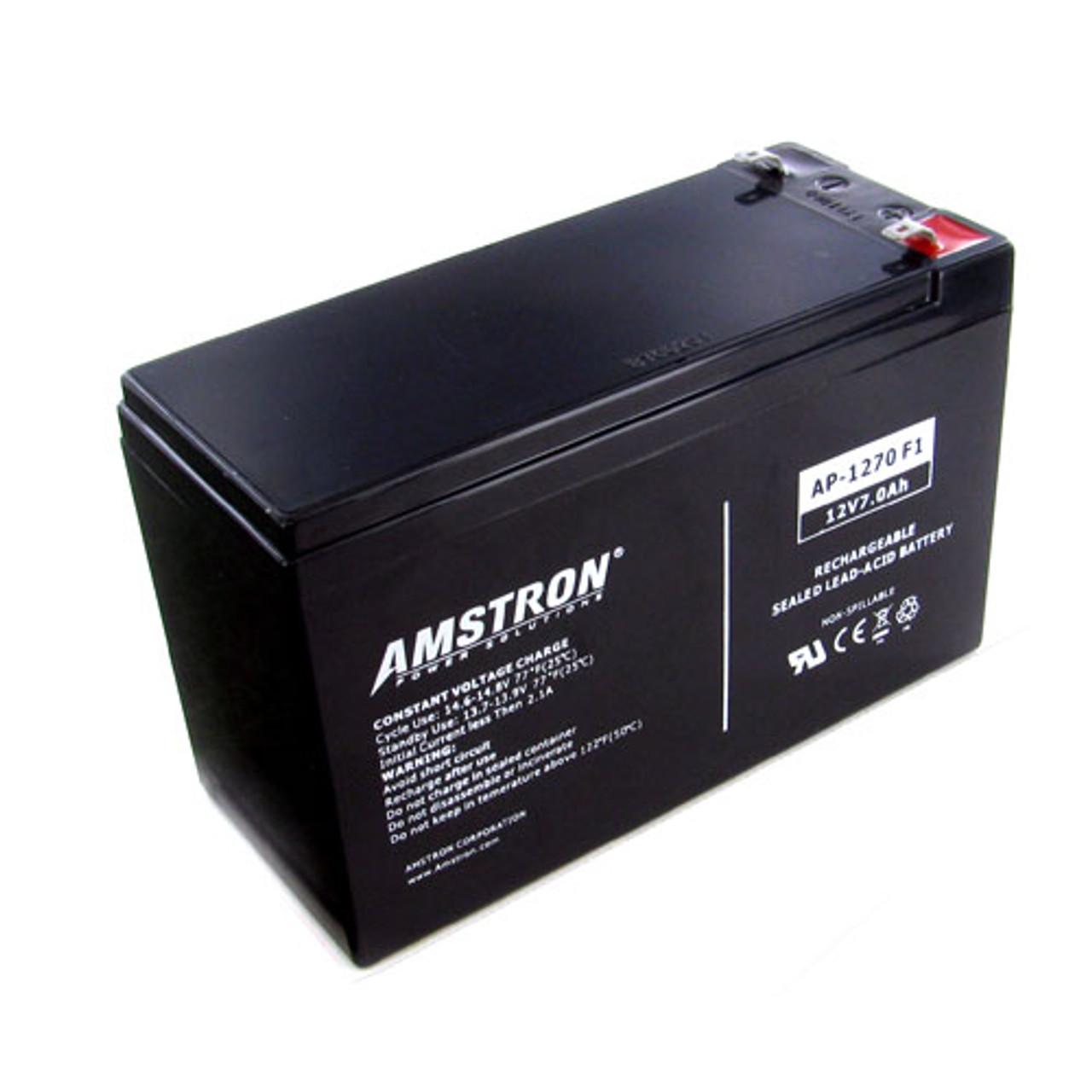 F1 Adapter Yuasa Genesis NP7-12 12V//7Ah SLA Battery F2 Terminal