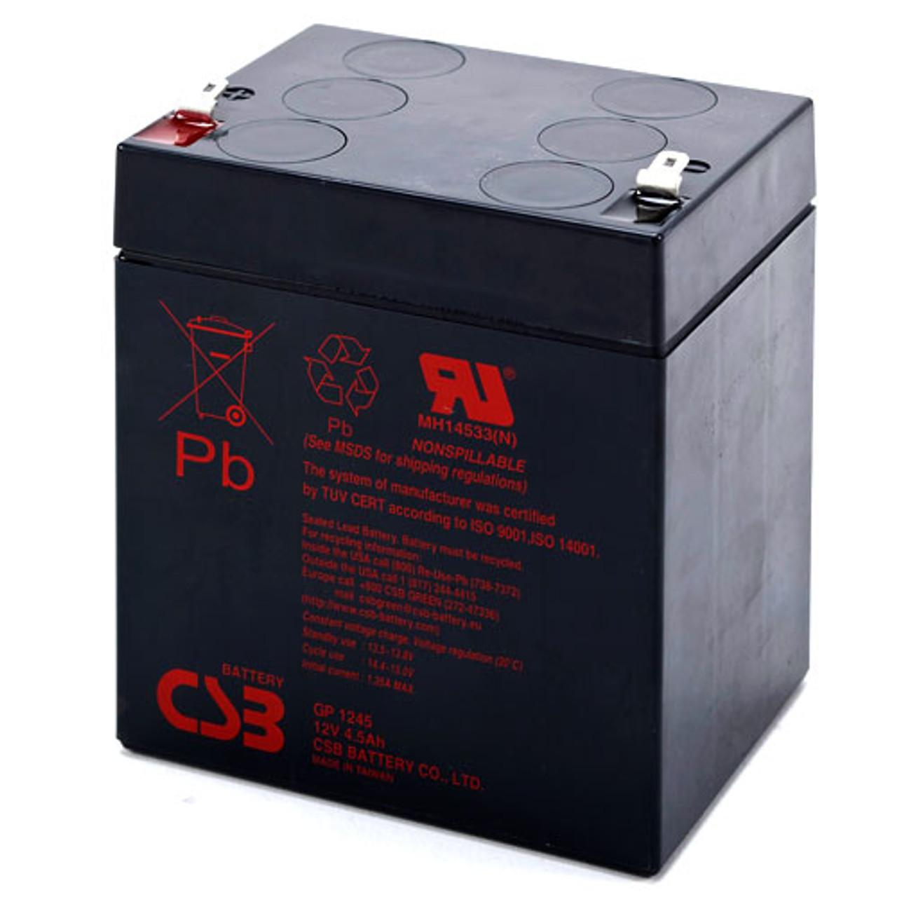 Technacell EP1245 Option Battery