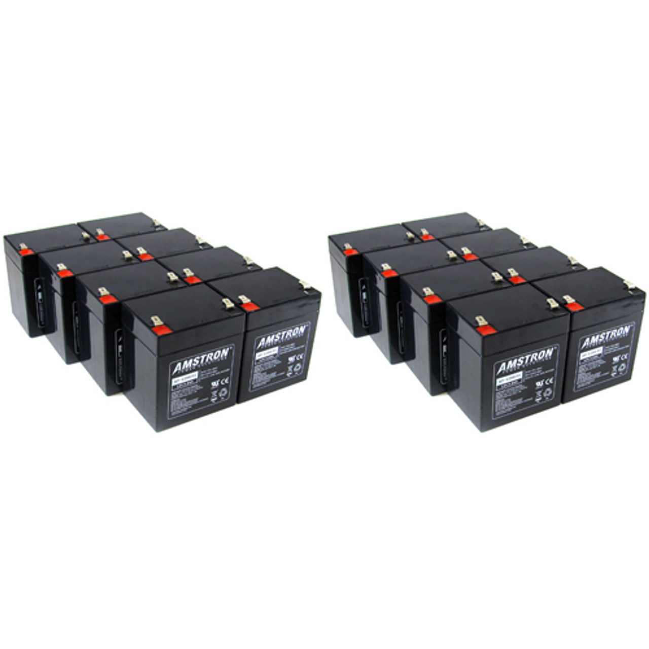 Amstron Replacement UPS Battery for APC RBC140