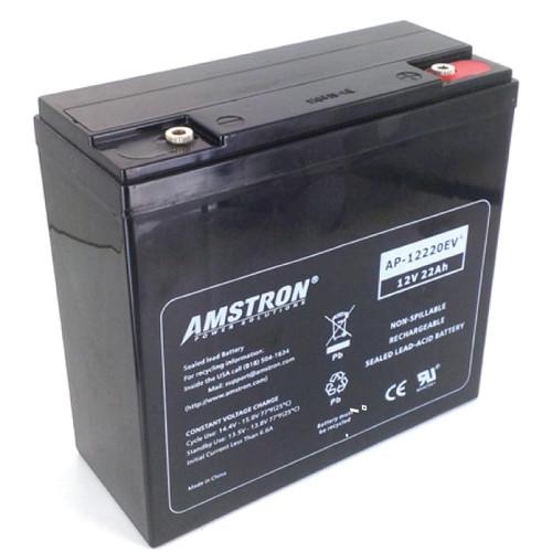 Amstron AP-12220EV 12V 22Ah Sealed Lead Acid Battery (R Terminal)