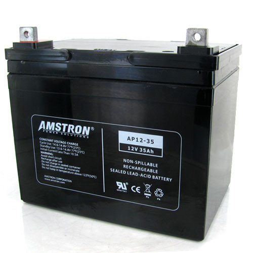 12V 35Ah NB Replacement Battery for Best Technologies BAT-0065