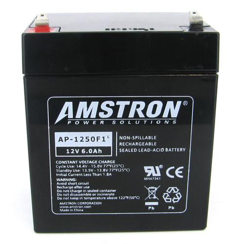 Leoch LP12-1.2 F1 12V 1.4Ah Sealed Lead Acid Battery Replacement
