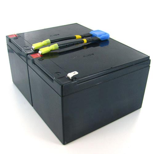 4 Pack AB12180 12V 18AH Toshiba 100 UPS Battery